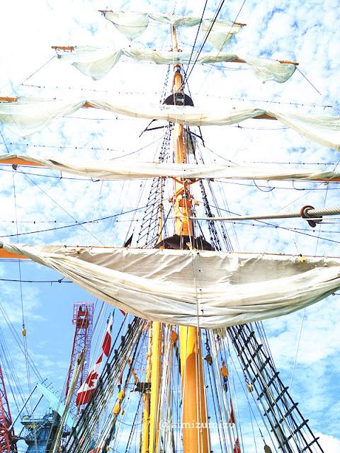 Kapal layar indonesia