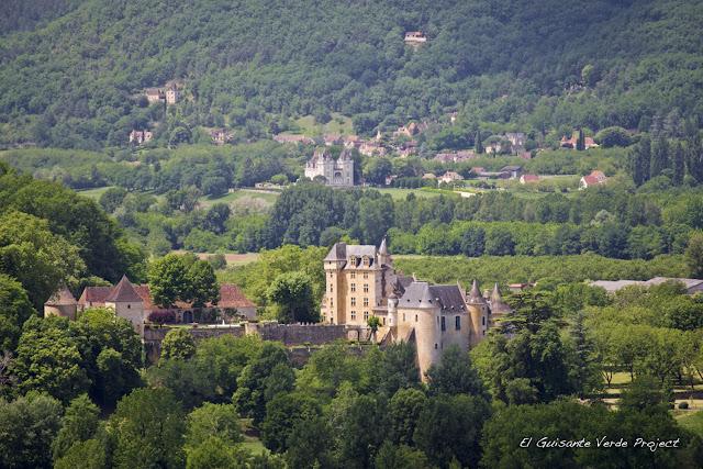 Château de Feyrac - Dordoña Perigord, por El Guisante Verde Project
