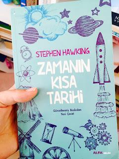 Zamanın Kısa Tarihi - Stephen Hawking