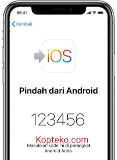 Cara Mengirim File Dari Android Ke Iphone