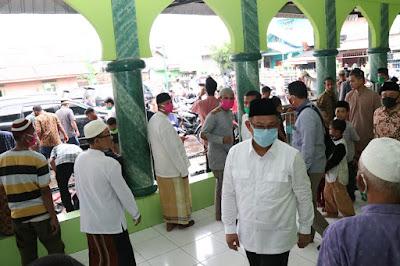 Masjid Al Ikhlas Medan Deli