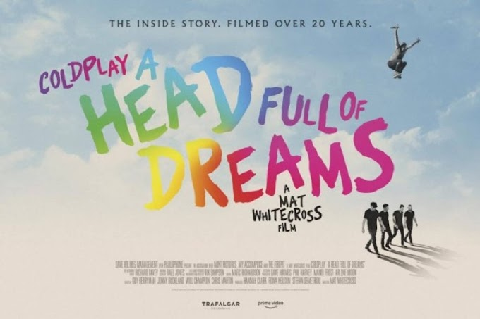 Review A Head Full of Dreams