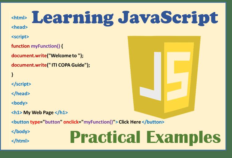 Using JavaScript in HTML Hindi Notes