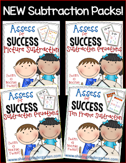 https://www.teacherspayteachers.com/Product/Assess-for-Success-Mini-Subtraction-Bundle-1798544