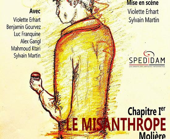 Du Misanthrope au Cardinal de Violette Erhart et Sylvain Martin