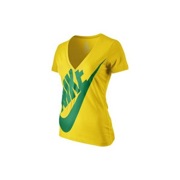 ahorre hasta 60% tan baratas buena venta ROPA & CALZADO NIKE: Camiseta verano 2012 nike mujer