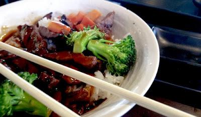 Resep masakan beef teriyaki hokben - Masakan Jepang