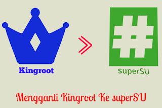 jumpa lagi dengan saya admin  Cara Mengganti Atau Replace Kingroot Dengan SuperSu 100% Work.