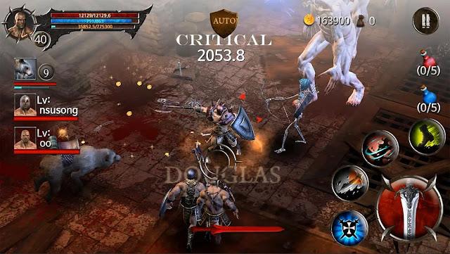 bw3 Apk Modded BloodWarrior Unlimited Money [MEGA MOD] Apps