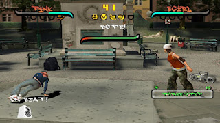 Cheat B-Boy PlayStation Portable (PSP)
