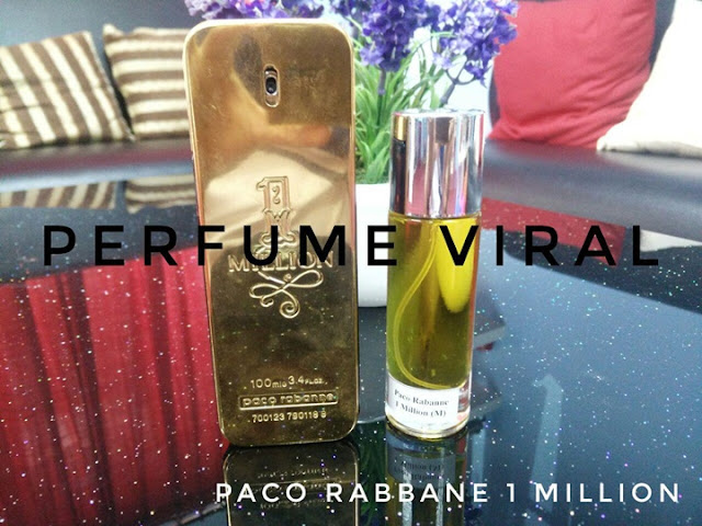 Perfume Yang wangi Dan Tahan Lama untuk perempuan