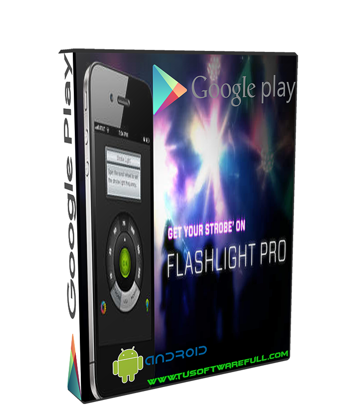 Flashlight PRO v1.09 poster box cover