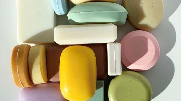 Jabones de origen industriales son productos de gran demanda