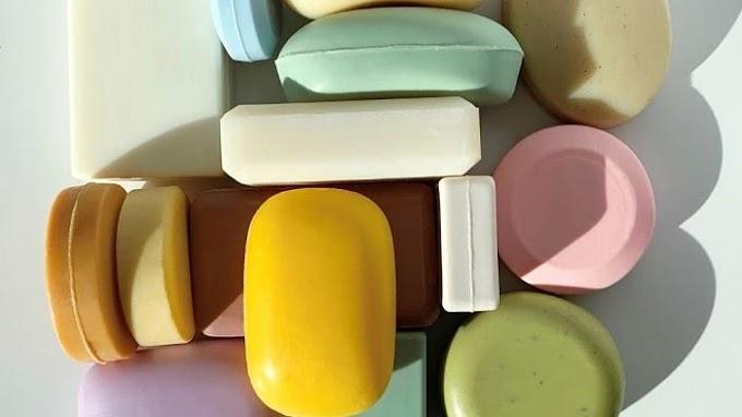 Proceso industrial de fabricación del jabón