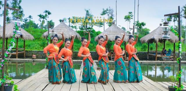 Wisata Tirta Agung Bondowoso