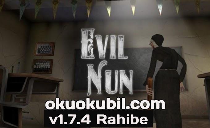 Evil Nun v1.7.4 Rahibe Sınırsız Para + Can Hileli Mod Apk İndir Kasım 2020
