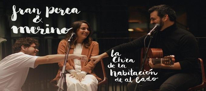 MÚSICA | Fran Perea y Merino juntos en ´La habitación de al lado´.