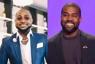 Image result for kanye and davido