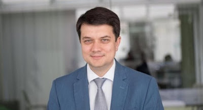 """""""Слуга народу"""" висуне Разумкова на посаду глави парламенту"""