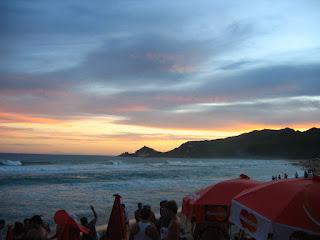 Praia Mole bar do deca gay brasil florianopolis