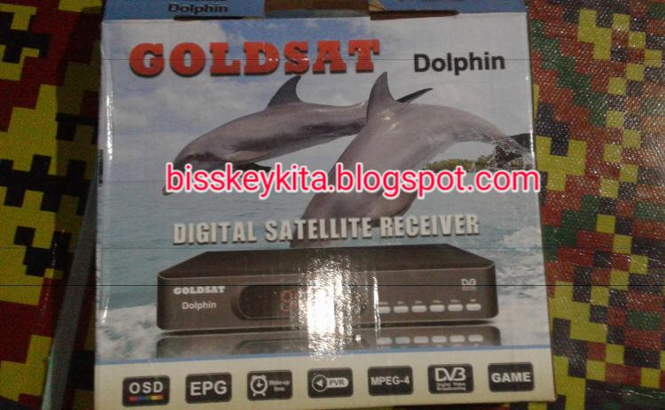 Cara Masukan Bisskey Receiver Goldsat Dolphin