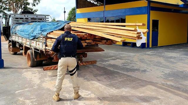 PRF em Rondônia divulga balanço da Operação Lábaro