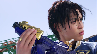 Kishiryu Sentai Ryusoulger - 16 Subtitle Indonesia and English