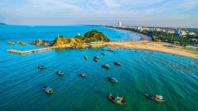 Du lịch Cửa Lò: Điểm đến kỳ thú cho những người yêu biển