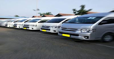 Sewa Toyota Hiace Di Jakarta