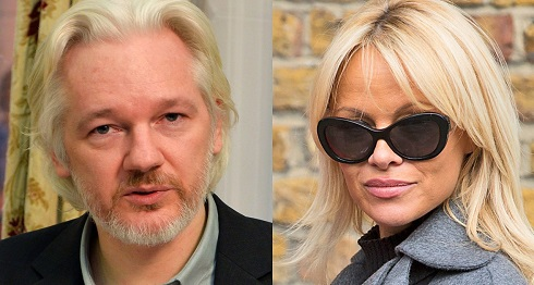 Julian Assange Arrest: Pamela Anderson Blasts US, UK & Ecuador