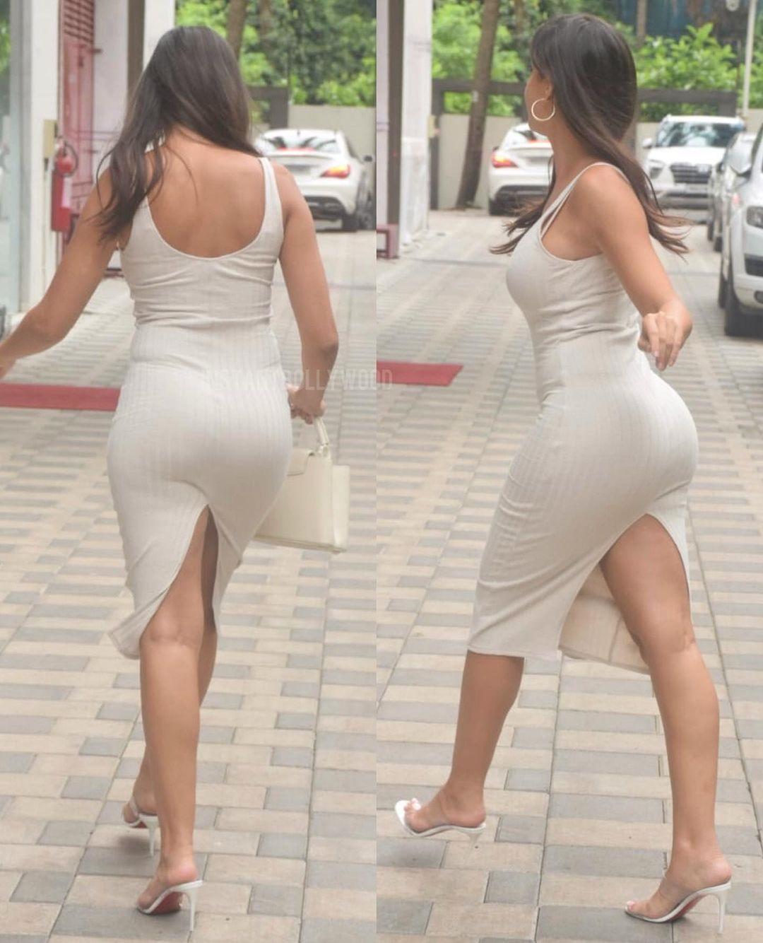nora fatehi viral butt image