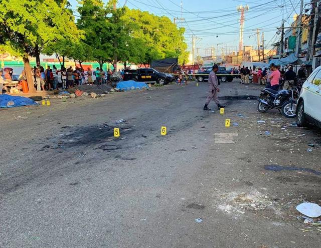 Muertos y heridos durante tiroteo entre narcos y DNCD en Capotillo