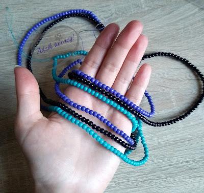 blog o tworzeniu biżuterii krok po kroku