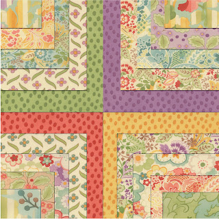 Moda MIMI Quilt Fabric by Chez Moi