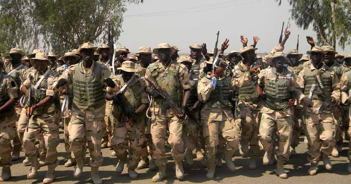 Nigerian Troops Rescue 195 Boko Haram Hostages, Ambush