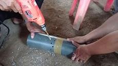 Cara membuat AWD (Alternate wettting and drying)