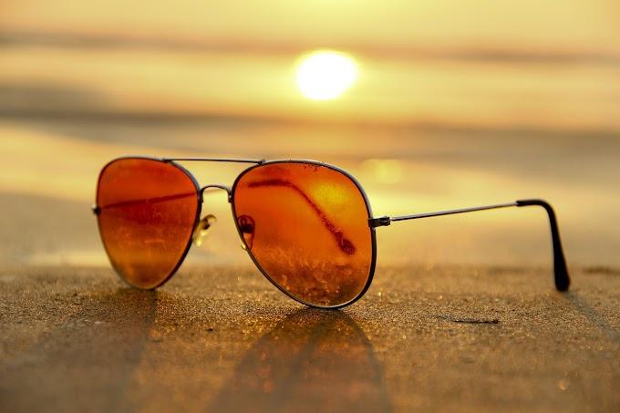 How Polarised sunglasses reduce glare