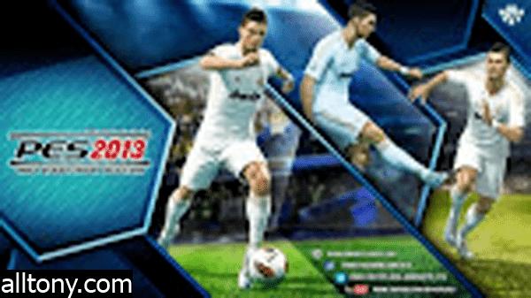 تحميل وتثبيت لعبة بيس 2013 كامله النسخة الاصلية Pro Evolution Soccer 2013