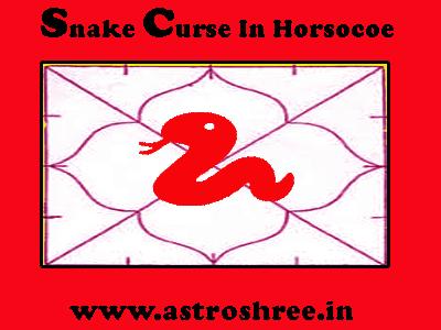 Snake Curse In Horoscope