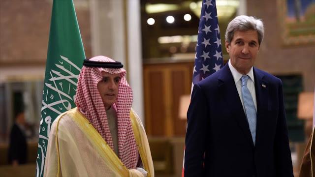 EEUU seguirá dando apoyos militares a Arabia Saudí