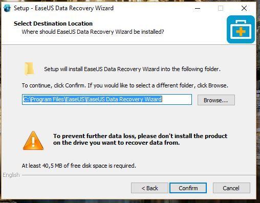 Cara install EaseUS data recovery wizard pada Windows 6