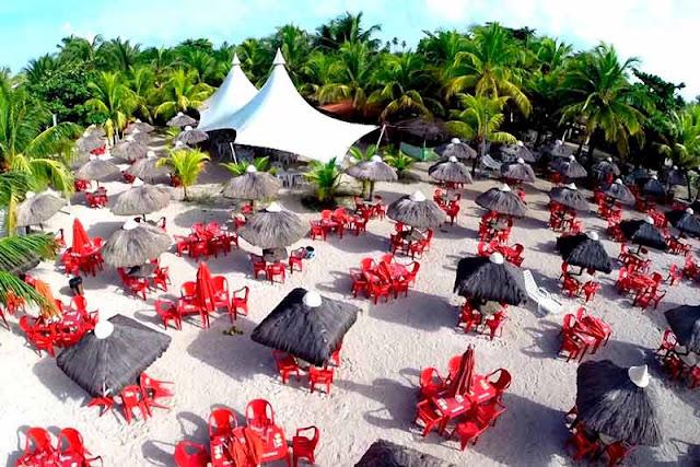 Beach club mar e cia