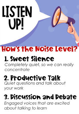 Strategies for dealing with a talkative class