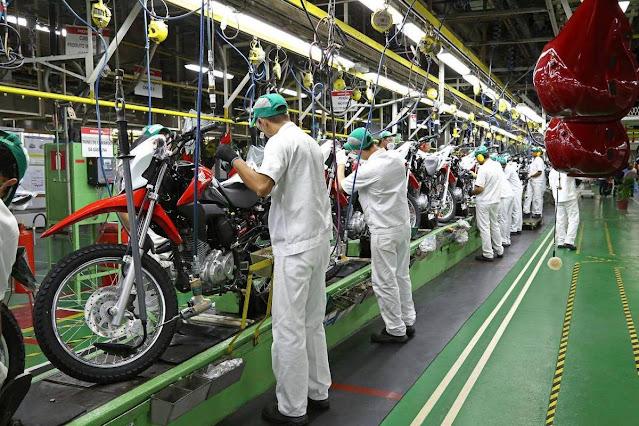 Honda suspende produção em Manaus devido a nova crise da pandemia do coronavírus