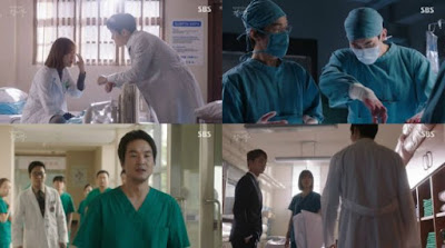 Best Scene In Korean Drama Romantic Doctor Teacher Kim Lakonan Han Suk Kyu, Seo Hyun Jin, Yoo Yeon Seok,