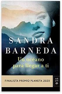 «Un océano para llegar a ti» de Sandra Barneda