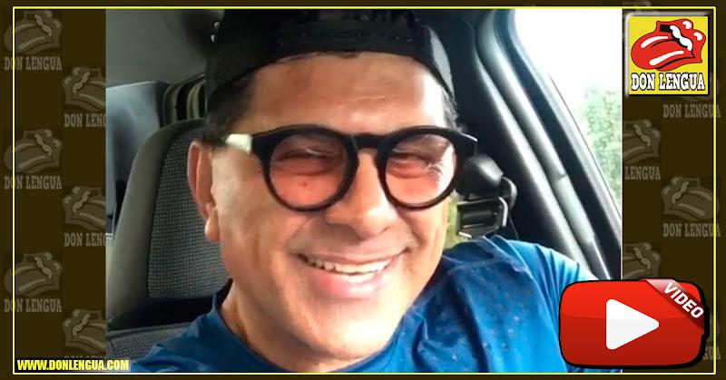 Franklin Virgüez respalda al Presidente Guaidó y le manda un mensaje a Iris Varela