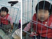 Ayah Kurung Anak Perempuan di Kandang untuk Bikin Marah Mantan Istrinya