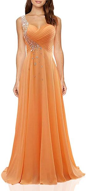 Good Quality range Chiffon Bridesmaid Dresses