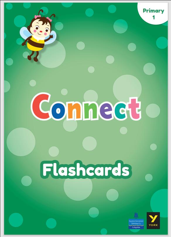 جميع الفلاش كاردزconnect 1 Flashcards  الصف الأول الإبتدائى الترم الثانى 2021